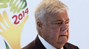 Fifa corruption intrigue deepens as Brazil's Ricardo Teixeira resigns