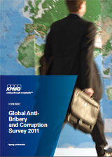 corruption and bribery