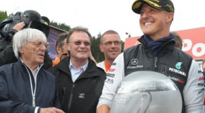 Schumacher could lose car if F1 boss corrupt