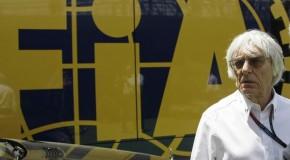 Motor racing's Ecclestone denies bribery in German case: lawyers