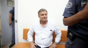 Hadera mayor arrested for bribery allegations