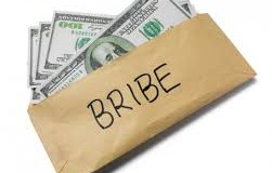 Judge jailed for taking bribe