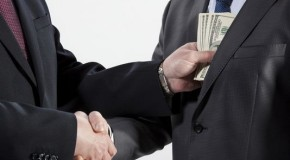 New charges for contractor accused of bribery